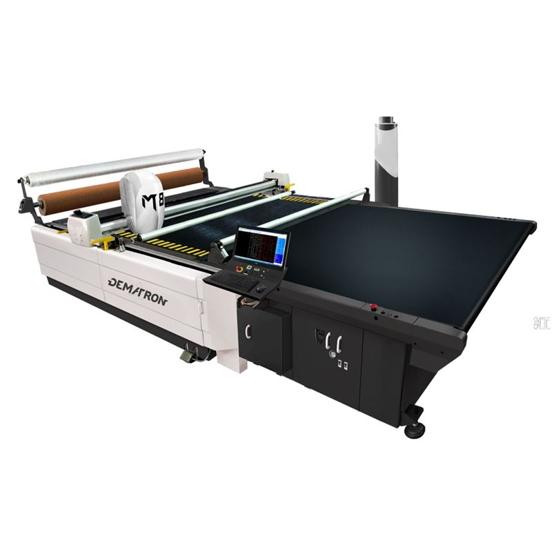 CNC FABRIC CUTTER MACHINE DX-8000